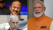 The bosses of South Block: Meet PM Modi's core team