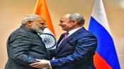 Putin invites Indian PM to visit Moscow for 2020 Victory Day celebrations