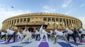 International Yoga Day updates: Ministers, CMs, citizens join PM Modi to celebrate this Day