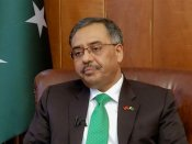 Pak foreign secretary may lay ground work for Indo-Pak PM talks in Bishkek