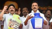 DMK warns of 'jail bharo' stir across TN over water crisis issue