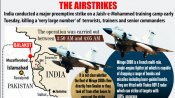 To maintain utmost secrecy, Balakot airstrike was code named 'Operation Bandar'