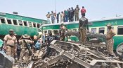 Train accident in Pakistan: 14 killed, 79 injured