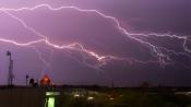9 killed in lightning strikes in Uttar Pradesh