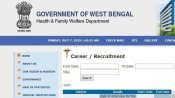 Govt jobs for MBBS: DHGMCH announces walk in interview for Junior Resident post on July 24