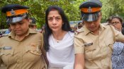 'Very good!', says Indrani Mukerjea on Chidambaram's arrest