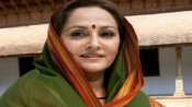 Jaya Prada says Azam Khan should be disqualified from LS for sexist remarks