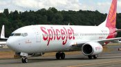DGCA temporarily suspends 2 SpiceJet pilots for damaging runway-edge lights while landing