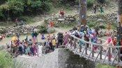Machail yatra to Goddess Durga shrine in Kishtwar suspended amid security threats