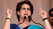 Enough is enough: Priyanka slams BJP after Kuldeep Sengar features on I-Day advertisement