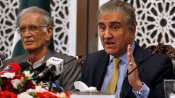 No peace talks with India without resolving Kashmir: Pakistan FM Qureshi