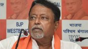 Narada sting case: BJP leader Mukul Roy appears before CBI for questioning