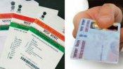 Deadline to link PAN with Aadhaar extended to June 30