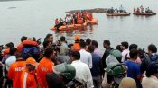 Godavari boat capsize: Rescue efforts on war-footing; Navy choppers, NDRF teams deployed