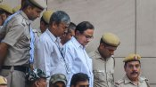 On his 13 day custody, Chidambaram has a two word response