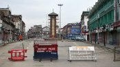 Curfew imposed in Kishtwar after rifle is snatched from PSO