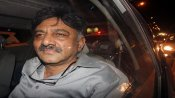 Congress leaders Ahmed Patel, Anand Sharma meet DK Shivakumar in Tihar jail