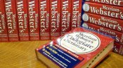 They among 530 words added to Merriam-Webster dictionary
