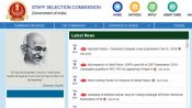SSC CGL Answer Key objection date and pattern
