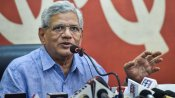 When was the last time a PM could not visit a state because of public anger, asks Yechury