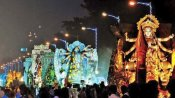 Durga Puja Carnival, a colourful show of gaiety and grandeur