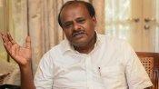 Defending son's lockdown wedding, Kumaraswamy cites WHO on face masks
