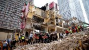 Hotel collapses after 3rd strong earthquake of magnitude 6.6 jolts south Philippines