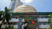 Sensex opens at record high, turns choppy in early trade