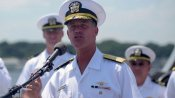 Beijing is a bully in the South China Sea says US Navy Commander