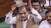 Adhir Chowdhury slams govt for not allowing MPs to visit Kashmir
