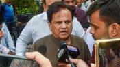 Money laundering case: ED knocks Sonia Gandhi's aide Ahmed Patel's residence in Delhi