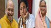 Amit Shah to attend 1st pink ball day-night test match with Mamata, Hasina