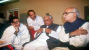 Giriraj Singh shares throwback photo as Shiv Sena splits from BJP again