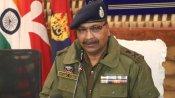 Few terrorists, including self-styled commanders in Valley will be killed soon: J&K DGP