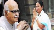 Mamata prays for Advani's health on his 92nd birthday
