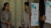 40 mimicries in a minute: Mangalore couple enters Exclusive World Records