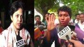 Activist Trupti Desai reaches Kochi en route to Sabarimala; Bindu Ammini attacked