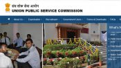 UPSC interview schedule for medical officer posts and list of documents needed