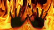 25-year-old woman College teacher set ablaze by stalker, suffers 40 per cent burns