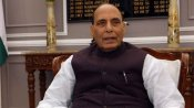 The Birds have landed safely in Ambala: Rajnath Singh welcomes home Golden Arrows