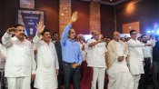 Internal contradictions within Congress-NCP delays Cabinet formation