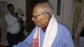 Ex Assam BJP chief Indramani Bora passes away