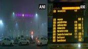 Delhi weather: Over 500 flights delayed, 4 cancelled due to dense fog