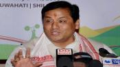 Citizenship Bill protests: CM Sarbananda Sonowal stranded at Guwahati airport