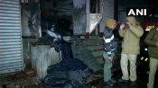 Delhi: Six-month-old among 9 dead in massive fire at Kirari godown