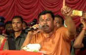 Telangana BJP MLA booked for hurting religious sentiments