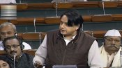 Absolutely no question of Rahul apologising over his comment: Shashi Tharoor