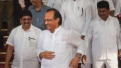 Discussed weather, rainfall, says Pawar on meeting Fadnavis at wedding