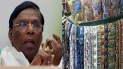 Puducherry CM warns shops of stern action if they sell banned tobacco products