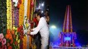 Maharashtra Deputy CM Ajit Pawar pays tributes at Koregaon Bhima war memorial